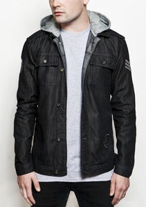 Image of Staple Denim Jacket