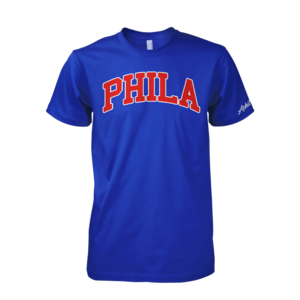 Image of PHILA Tee (Royal)