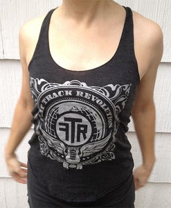 Image of FTR Tri-Blend Tank, Black