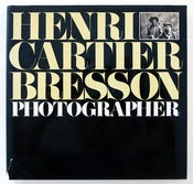 Image of Photographer by Henri Cariter-Bresson