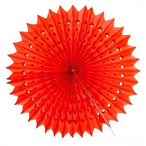 Image of Bright Tissue Paper Fans