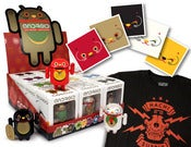 Image of Shane Jessup ANDROID LUCKY CAT Signed Full AP Sets