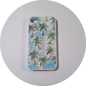 Image of PREORDER: iPhone 4/4s & 5 Palm Trees