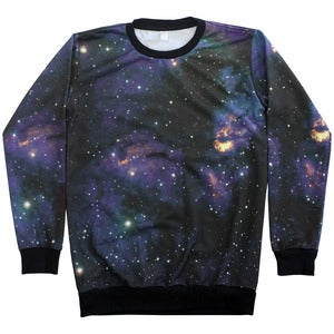 Image of Bad Taste - Universe - Sweatshirt