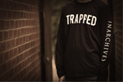Image of 'Trapped' - Longsleeve