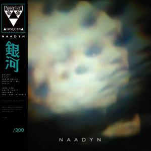 Image of PD-LP-013 NAADYN - GALAXY [LIMITED COLOUR VINYL LP]