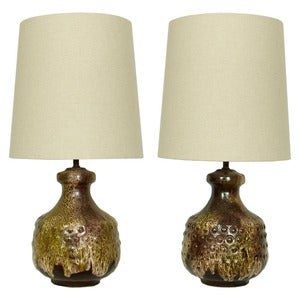 Image of The Magnus Twins - Restyled Vintage Table Lamps