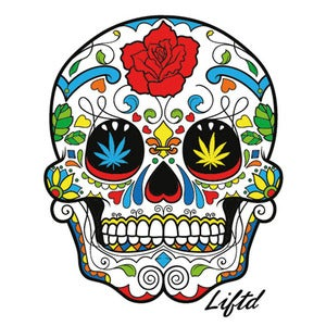 Image of Pot Head Sticker