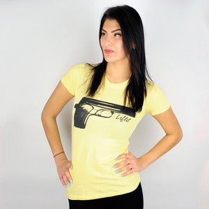 Image of Wmns Gun Tee