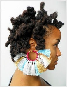 Image of Mohawk Earrings II