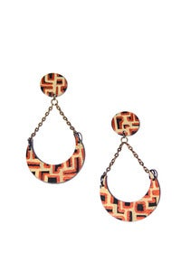 Image of Inaya Tier Earrings