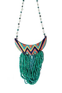 Image of Gia Beaded Necklace