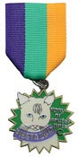 Image of Fiesta 2013 Cat Medal