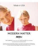 Image of Modern Matter Magazine, Issue 4