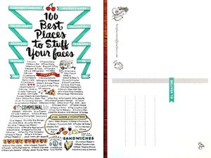 Image of Best Places To Stuff Your Faces Postcards