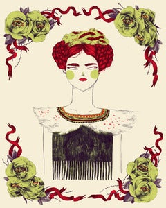 Image of Affiche Frida