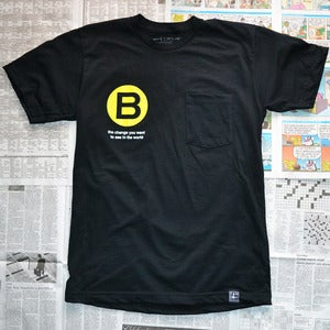 Image of B the Change (black)
