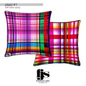 Image of Plaid #1