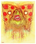 Image of PIZZA PARTY Limited Edition print