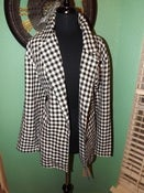 Image of &quot;Check Me&quot; Blazer