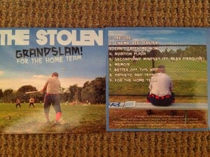 Image of Grand Slam! For The Home Team (CD)