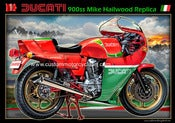 Image of 1978 Ducati 900SS Mike Hailwood Replica