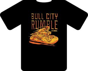 Image of Bull City Rumble 9 Shirt