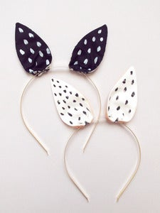 Image of Bunny Hairband