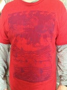 Image of Maserati 2012 Tee - RED