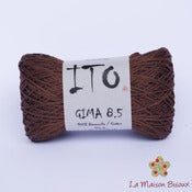 Image of Ito yarns - Gima 8.5 - 033 Mocha