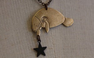 Image of Manatee Dream Necklace