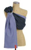 Image of Sakura Bloom Ring Sling - Double Layer Essential Linen