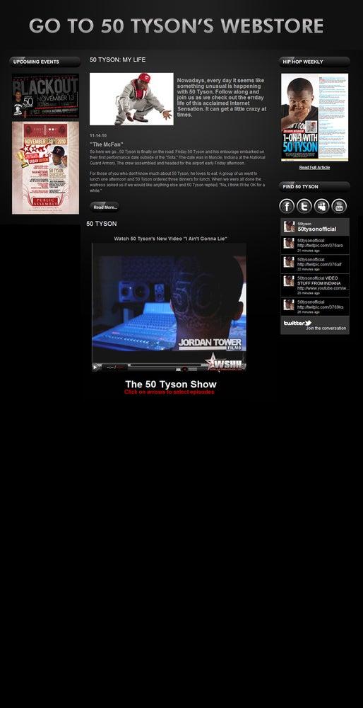 50 tyson. I#39;m 50 Tyson T-shirts
