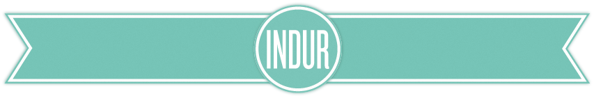 INDUR | Graphic Design | Photography | Screenprinting | Typography