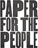 Paper For The People